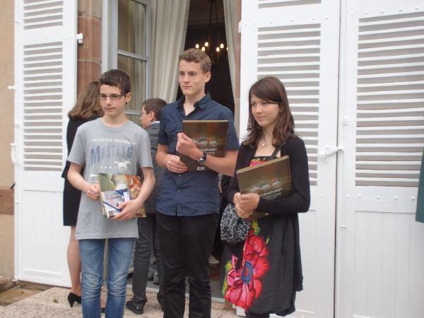 Gaël Plagnard, Halldor Heymans, Zélie Théron